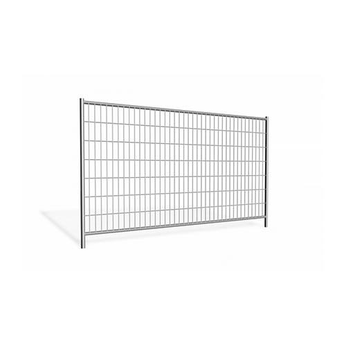 Mobile fencing panel 3.45m galvanized 10,1kg