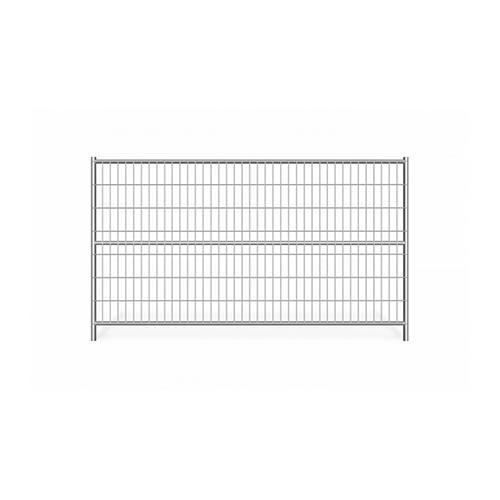 Mobile fencing panel 3.45m galvanized 17,4kg