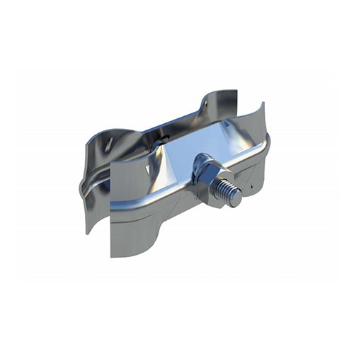 Steel connector 3 mm