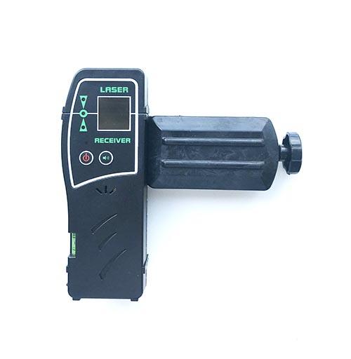 Laser receiver LR 3D green