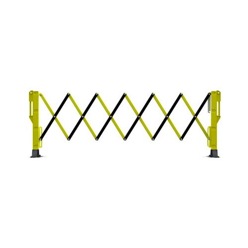 Expander Barrier 3M Black/ Yellow