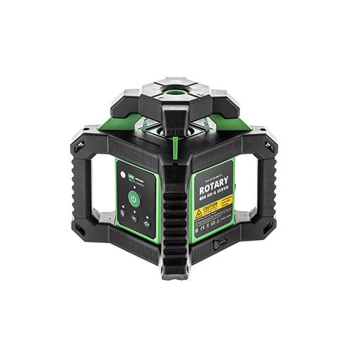 Rotējošais lāzera nivelieris ROTARY 400 HV NEW zaļš stars