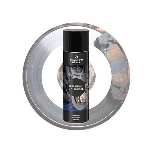 SOPPEC Iedarbīgs tīrīšanas līdzeklis (POWER CLEANER) 500ml