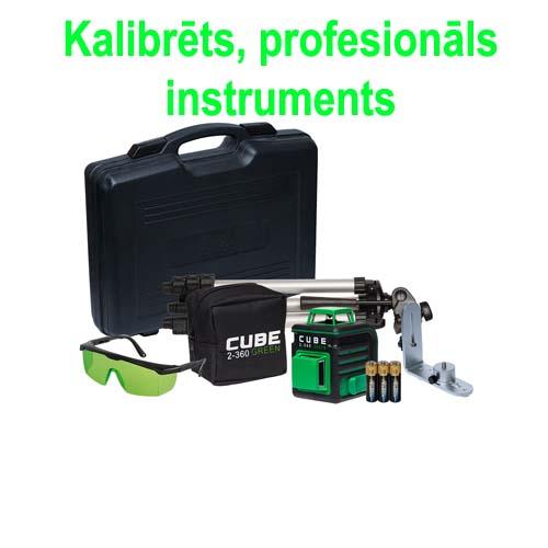 Лазерный нивелир ADA CUBE 2-360 ULTIMATE EDITION (зеленный луч)