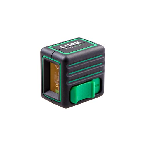 Cross line laser ADA CUBE MINI Home Edition Green