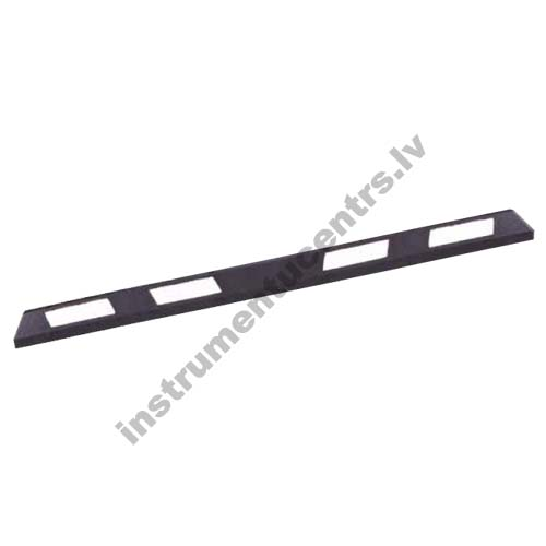 Parking stoper (black/white) 182cm