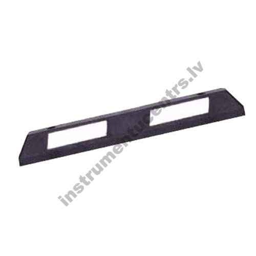 Parking stoper (black/white) 90cm