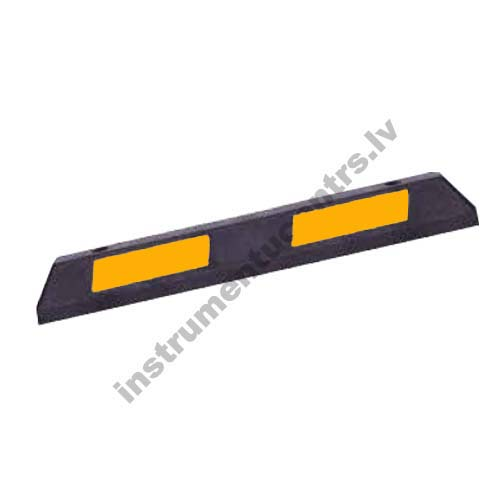 Parking stoper (black/yelow) 90cm