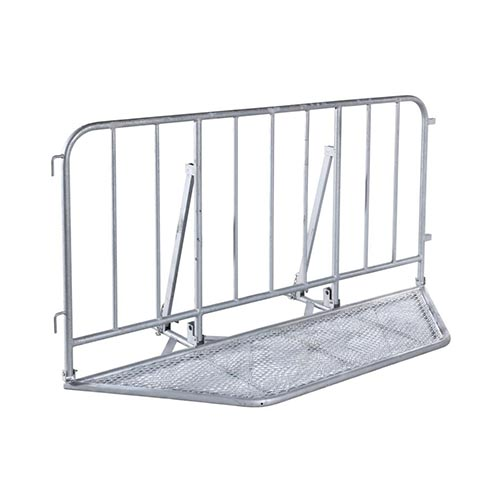 Metal barrier 2,1 m HOT galvanized (police)