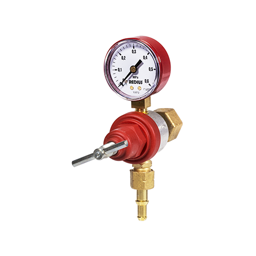 Propane pressure regulator BPO-5-3