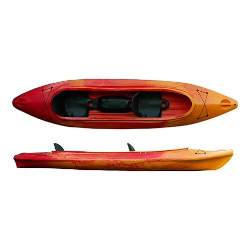 Double kayak ROTEKO CAYMANN 2
