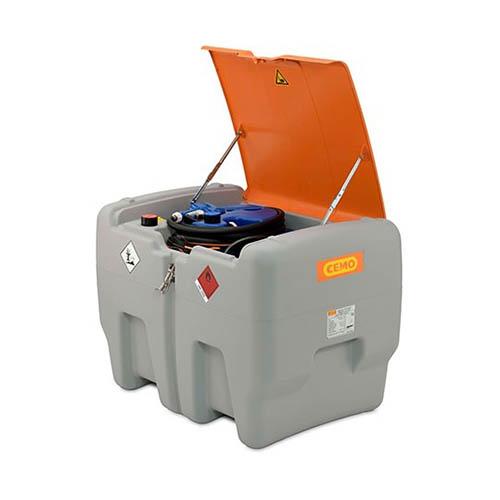 CEMO 440l/50l mobilā dīzeļdegvielas uzglabāšanas un uzpildes sistēma +AdBlue®
