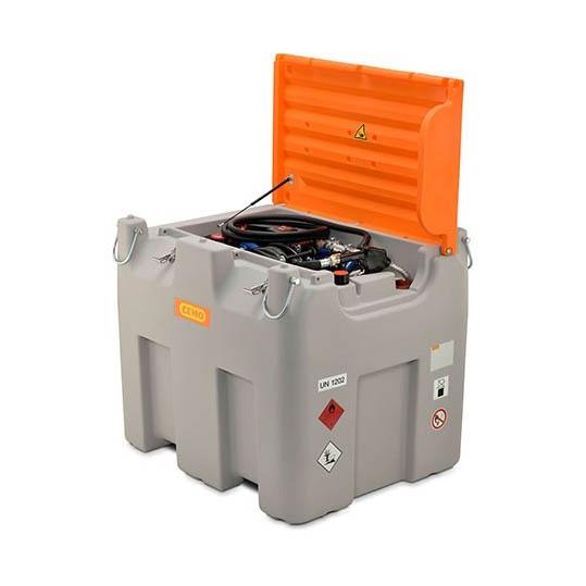 CEMO 850l/100l mobilā dīzeļdegvielas uzglabāšanas un uzpildes sistēma +AdBlue®