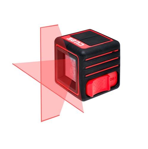Lāzera projekcijas niveliera kalibrēšana H,V plaknes