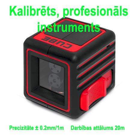 Линейный лазерный нивелир ADA CUBE Basic Edition