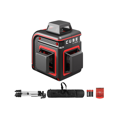 Laser level ADA CUBE 3-360 PROFESIONAL EDITION