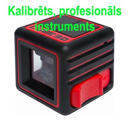 Линейный лазерный нивелир ADA CUBE 3D Basic Edition
