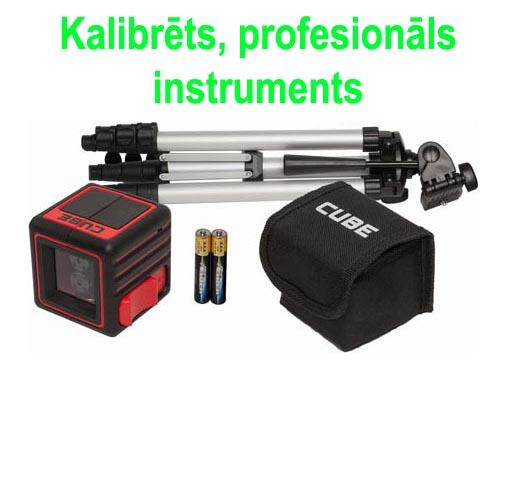 Линейный лазерный нивелир ADA CUBE Professional Edition
