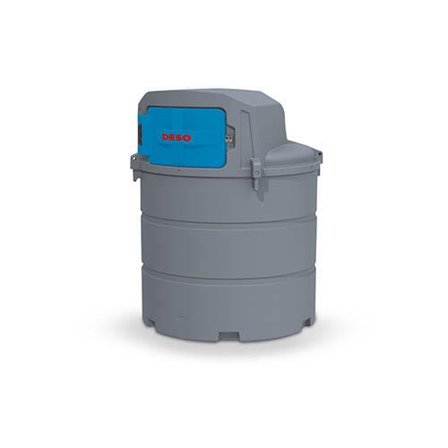 DESO Dubultsienu dīzeļdegvielas tvertne 2350 litri