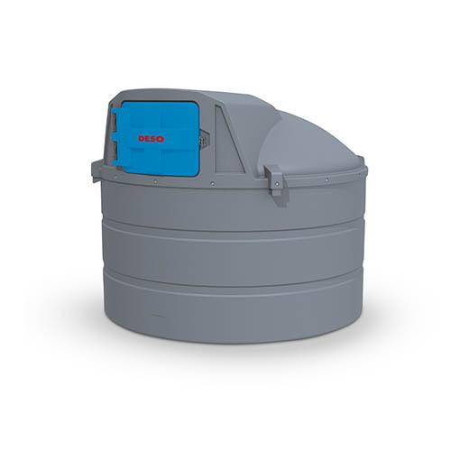 DESO Dubultsienu dīzeļdegvielas tvertne 5000 litri