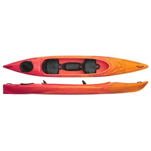 Double kayak ROTEKO Eoli - ECOline