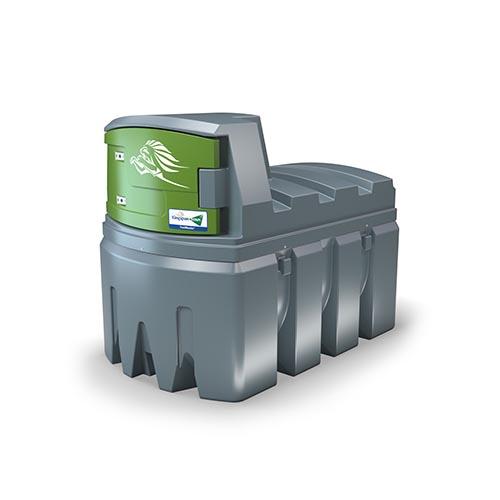 Dīzeļdegvielas uzpildes sistēma FuelMaster 2500 litri