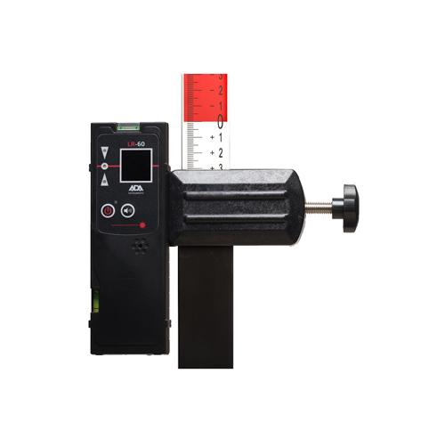 Lāzera stara uztvērējs projekcijas nivelieriem LR-60