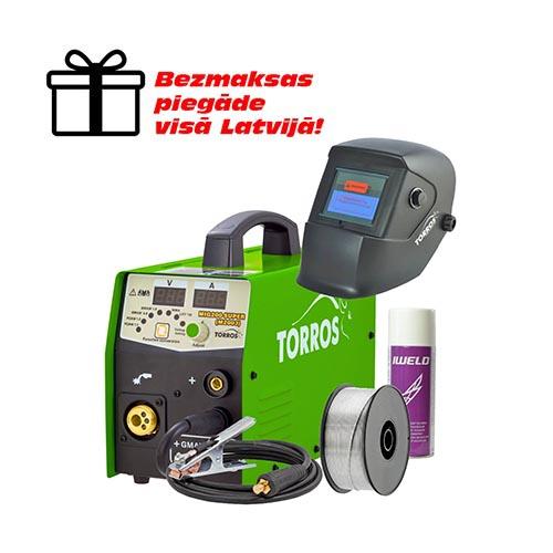 TORROS MIG SUPER 200 (M2003) NEW komplekts (bezmaksas piegāde)