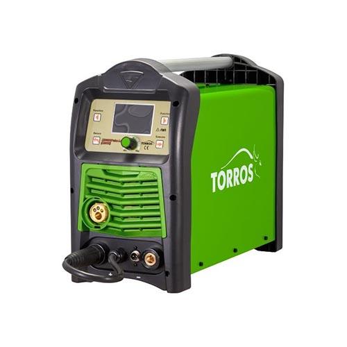 Metināšanas pusautomāts TORROS MIG-200 Pulse LCD (M2008)