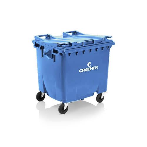 Waste bin 1100L