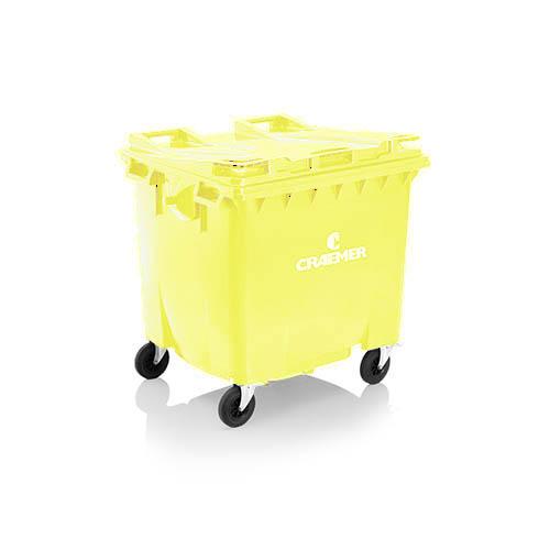 Atkritumu konteiners 1100L
