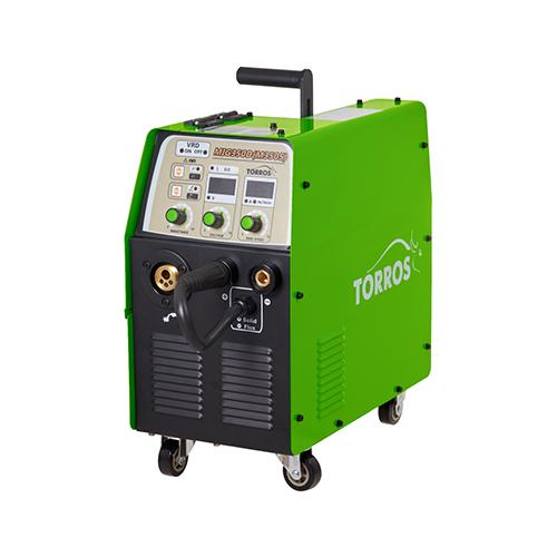 Metināšanas pusautomāts TORROS MIG350D (M3505)