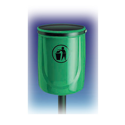 Atkritumu urna OSPREY vaļēja
