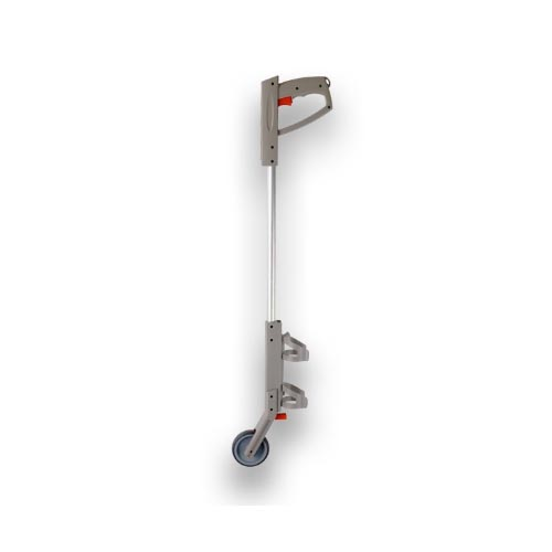 One wheel applicator