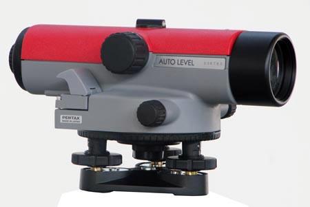 PENTAX AL-241 optiskais nivelieris 24x
