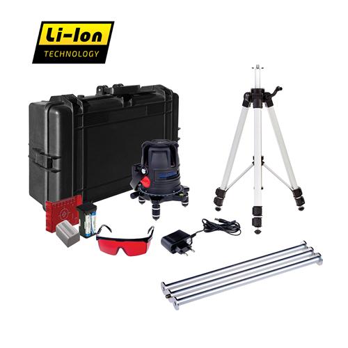 Линейный лазерный нивелир ADA PROLINER 4V SET