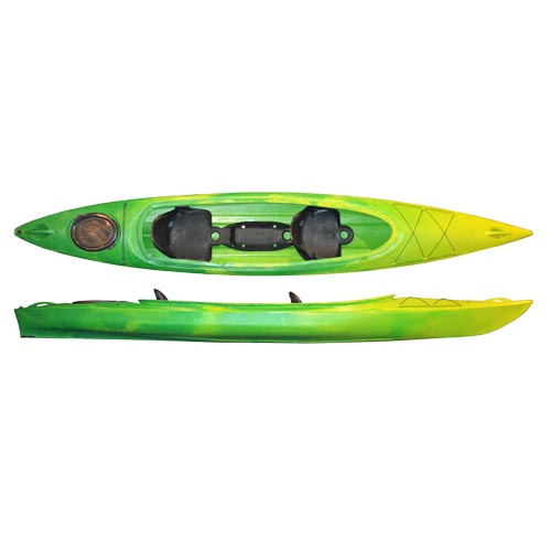 Double kayak ROTEKO SOLINA