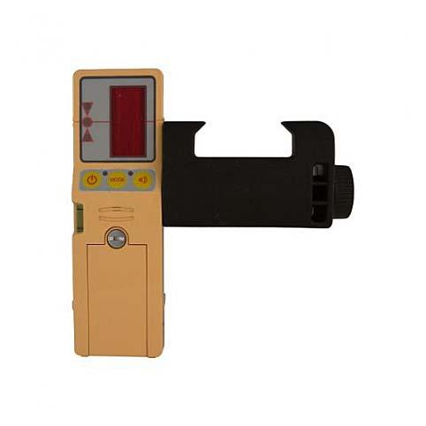 Lāzera stara uztvērējs projekcijas nivelieriem (tālās distances)