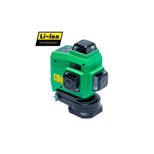 Lāzera nivelieris ADA TOPLINER 3x360 Zaļš stars
