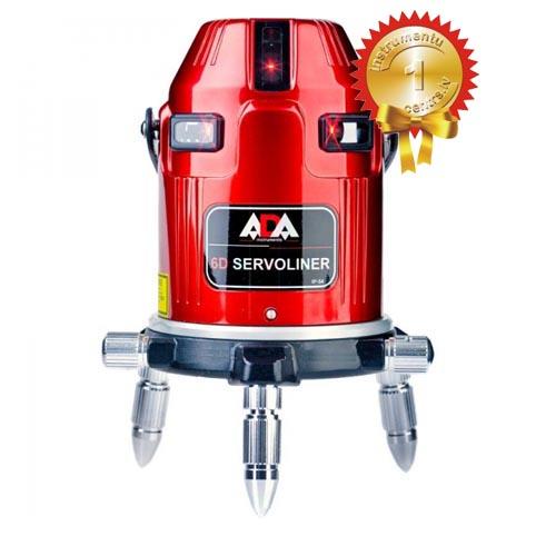 Лазерный нивелир 6D SERVOLINER