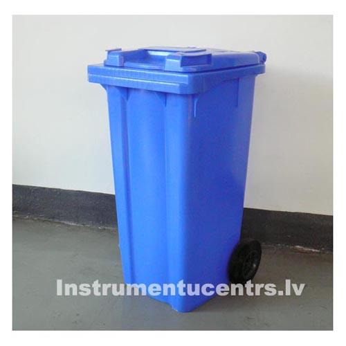 Atkritumu konteiners 240L
