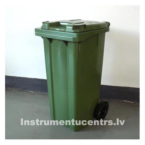 Atkritumu konteiners 120L