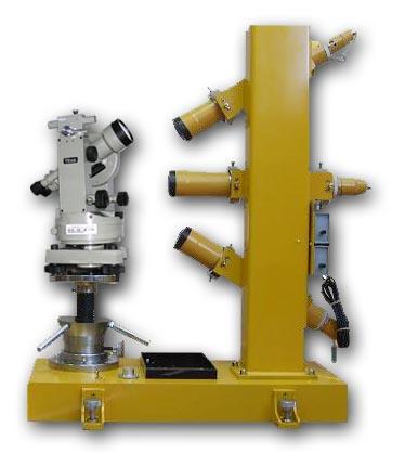 Optiskā teodolīta kalibrēšana (ar sūtīšanas izmaksām)