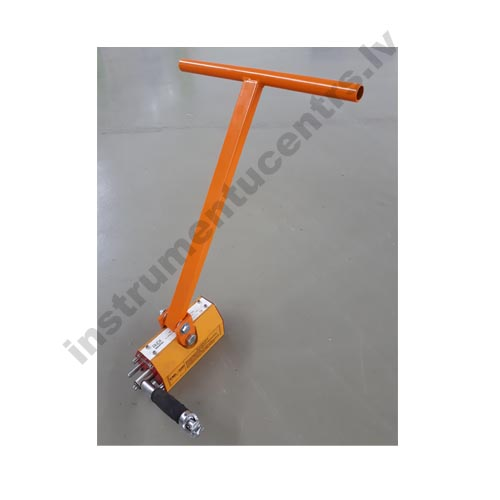 Magnetic manhole cover lifter PML-3