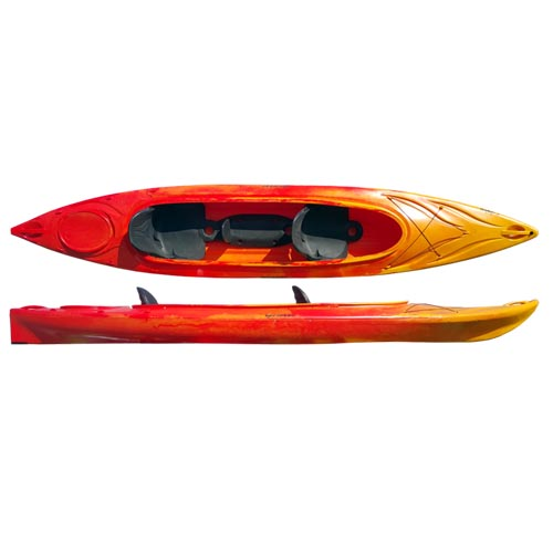 Double kayak ROTEKO Sprinter II