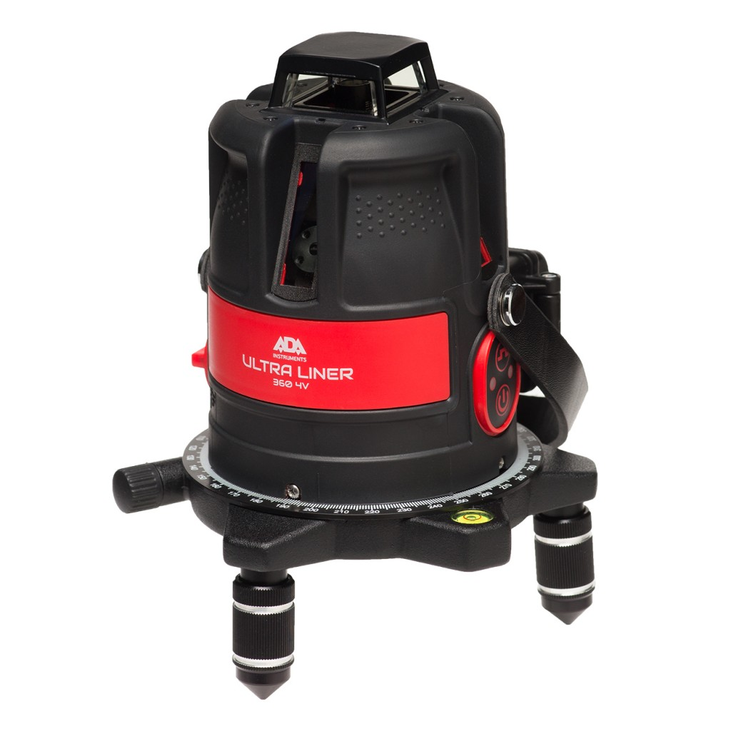 Laser Level ADA ULTRALiner 360 3V