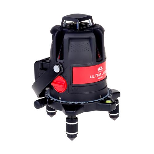 Lāzera nivelieris ADA ULTRALiner 360 2V